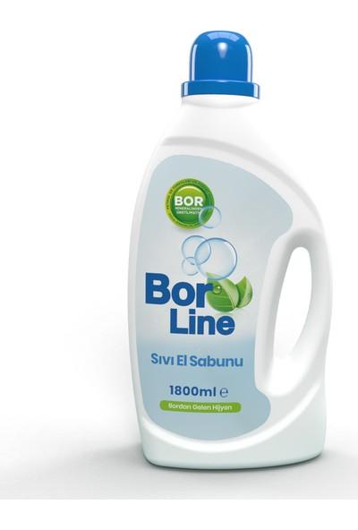 Borline Bor Katkılı Sıvı El Sabunu 1800 ml 1 Adet