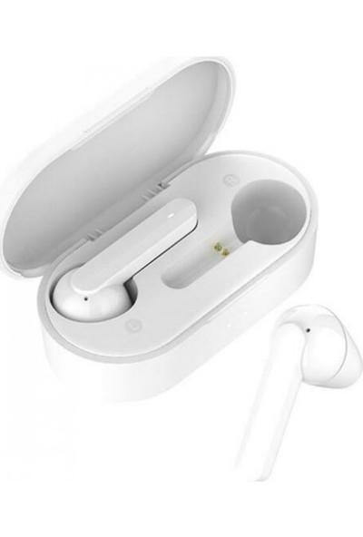 Qcy T3 Ws Bluetooth Kulaklık Beyaz