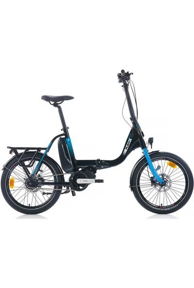 2020 Carraro E-Flexı Elek.katlanır 460H Nex-8 Siyah - Mavi
