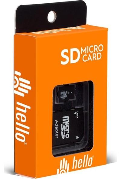 Hello 16 GB Micro Sd Hafıza Kartı