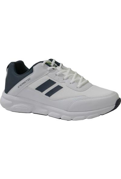 Jump 24718 Beyaz Anatomik (40-45) Günlük Erkek Spor Ayakkabı