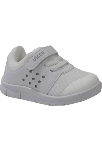 Vicco 346.B20Y.200 Beyaz Anatomik (22-25) Çocuk Spor Ayakkabı