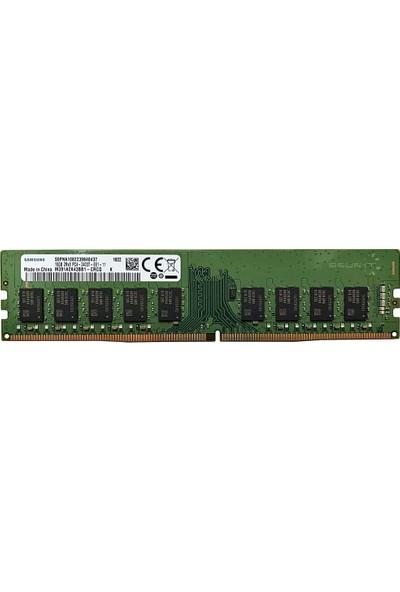 Samsung 16 GB DDR4 2400Mhz ECC UDIMM Ram