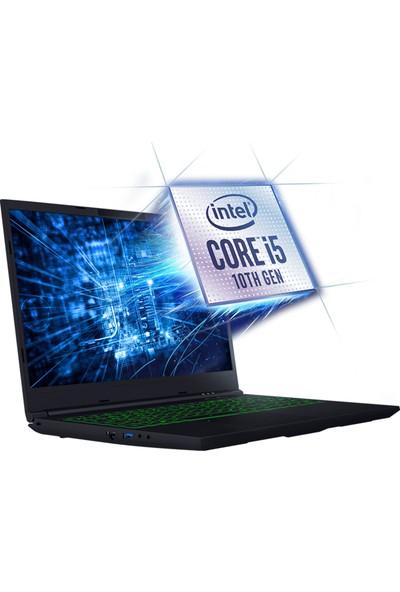 Monster Abra A5 V15.5.1 Intel Core i5 10300H 8GB 500GB SSD GTX1650 Freedos 15.6'' FHD Taşınabilir Bilgisayar