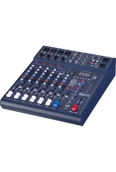 Studiomaster Club Xs-8 - 8 Kanal Ses Mikseri
