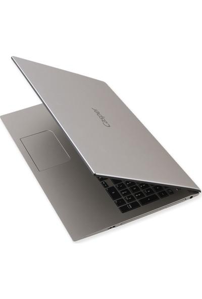 """Casper F650.8550-8D55P-G-F Intel Core i7 8550U 8GB 240GB SSD MX130 Windows 10 Home 15.6"""" FHD Taşınabilir Bilgisayar"""