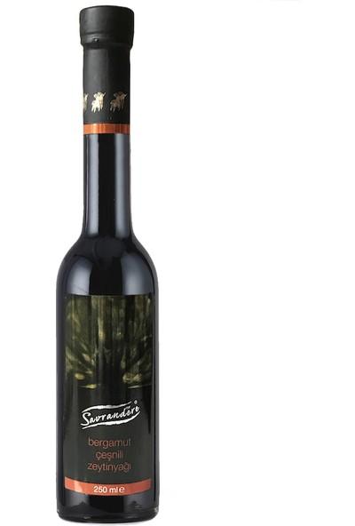 Savrandere Bergamot Çeşnili Zeytinyağı 250 ml