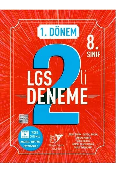 Beyin Takımı Yayınları 8.Sınıf LGS 1.dönem 2 Deneme