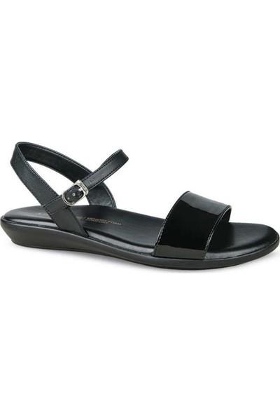 Ceyo 9827-18 Siyah Sandalet Anatomik Terlik