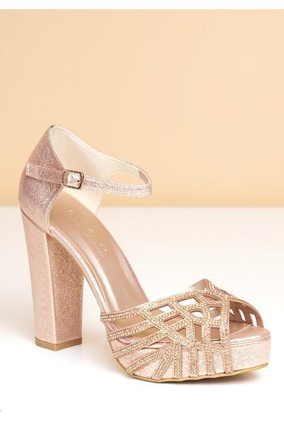 Pierre Cardin Kadın Ayakkabı-Rose