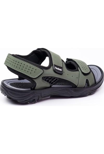 Dockers By Gerli 228653 Haki Erkek Sandalet
