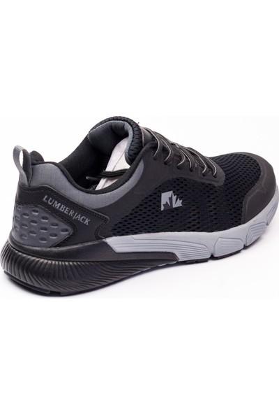 Lumberjack 100497711 Shark x Siyah Erkek Spor Ayakkabı