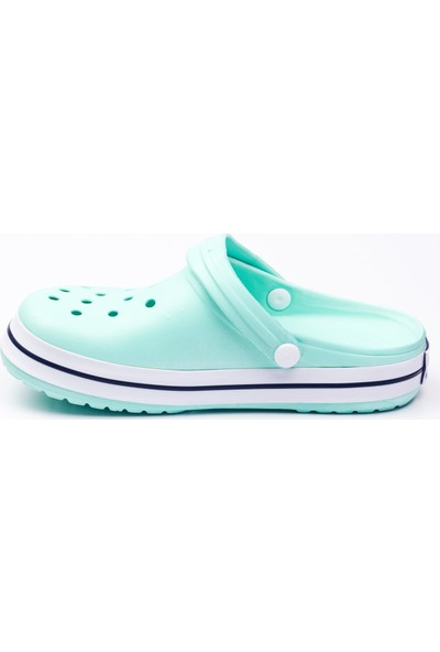 Sonimix 0079 Ceox Yeşil Eva Kadın Terlik Sandalet