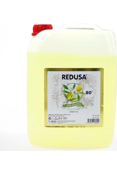 Redusa Limon Kolonyası 5 lt 80 Derece