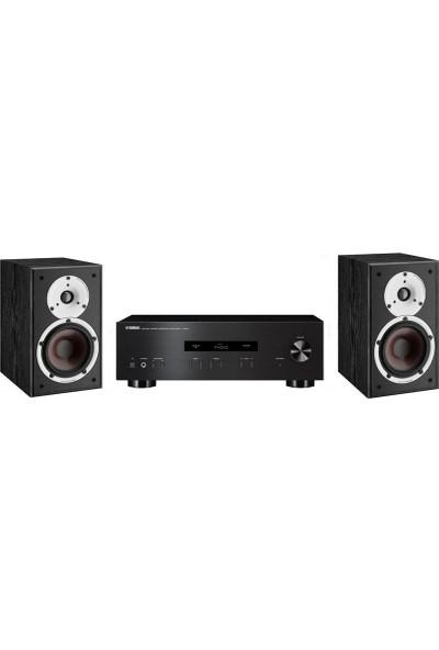 Yamaha - Dali Stereo Paket 30 ( Yamaha AS201 - Dali Spektor 2 Walnut )