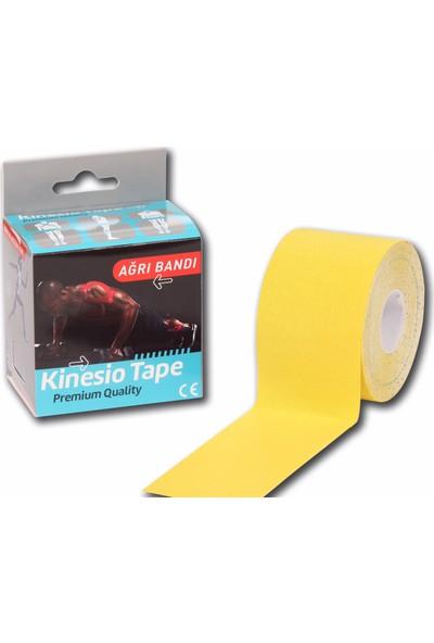 Kinesio Tape Ağrı Sporcu Bandı Sarı