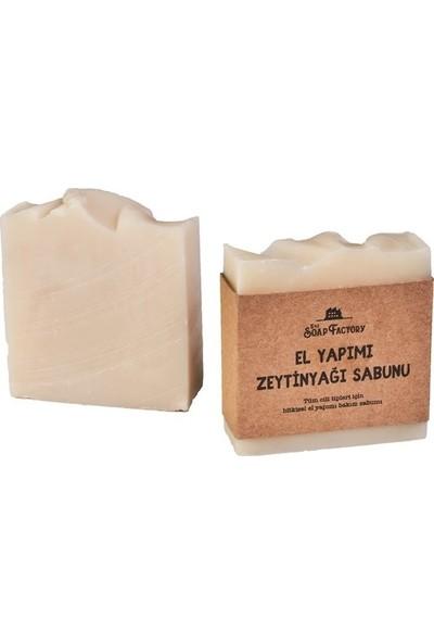 The Soap Factory El Yapımı Bitkisel Zeytinyağı Sabunu 100 gr