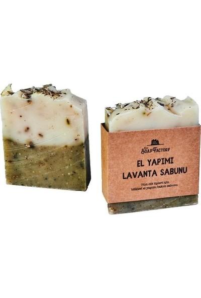 The Soap Factory El Yapımı Bitkisel Lavanta Sabunu 100 gr