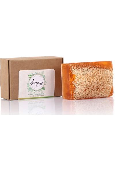 Dionesse Doğal Lifli Ballı Sütlü El Yapımı Sabun