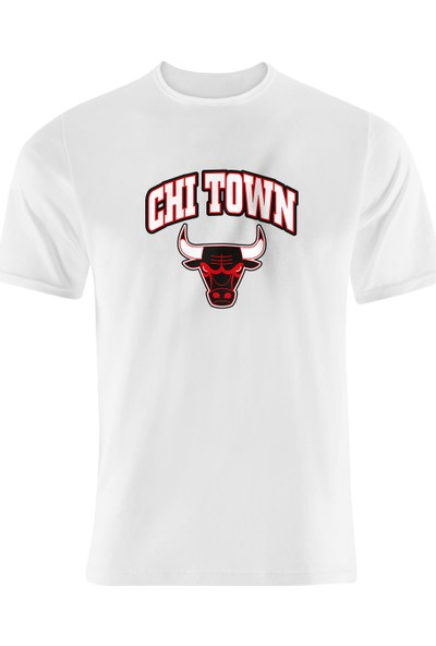 NSJ Sportive Chicago Bulls Chi Town T-Shirt