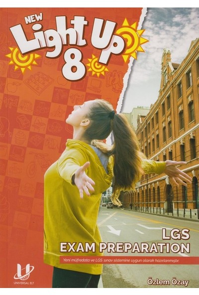 Universal ELT Light Up 8 Lgs Exam Preparation (43 Deneme)