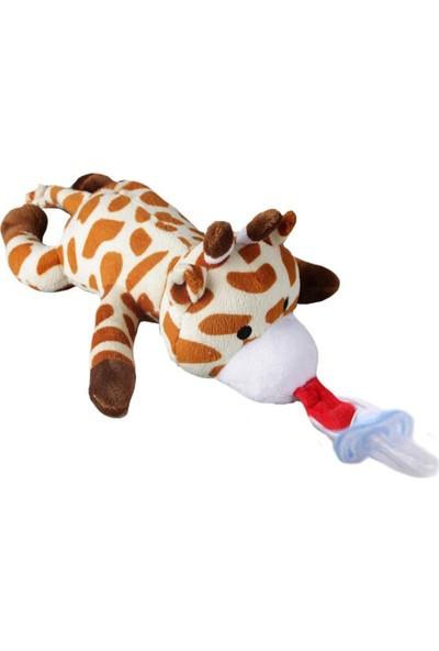 Sozzy Toys Emzikli Zürafa