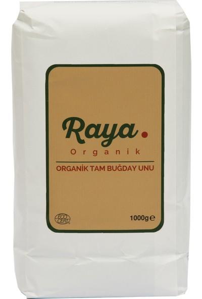 Raya Organik Tam Buğday Unu 1 kg