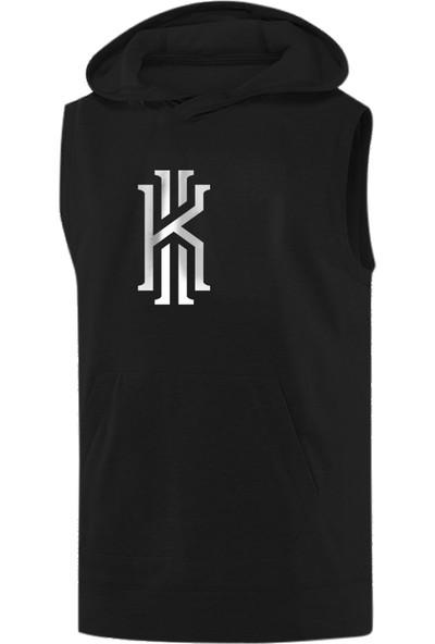 NSJ Sportive Kyrie Irving Sleeveless Kapüşonlu Sweatshirt