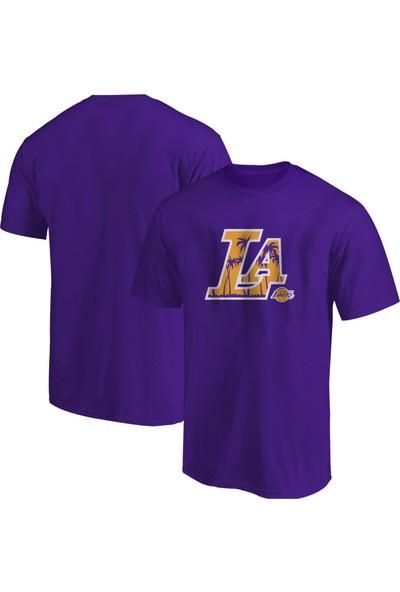 NSJ Sportive L.A. Lakers T-Shirt