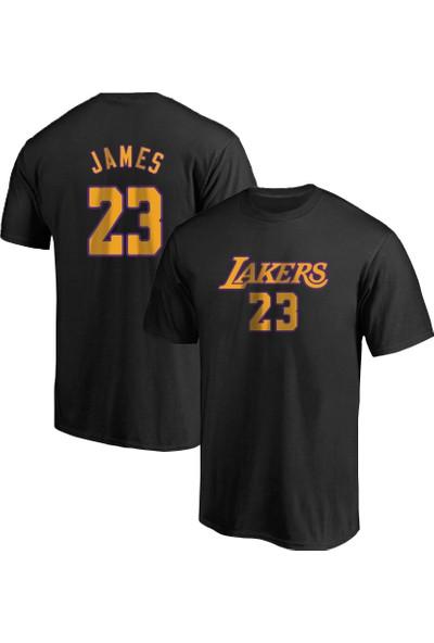 NSJ Sportive LeBron James T-Shirt