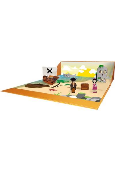 Alice & Grace Imaginory Korsan Temalı Hikaye Seti Snap! Kart Oyunu