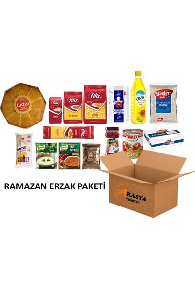 Akasya Ramazan Erzak Yardım Kolisi