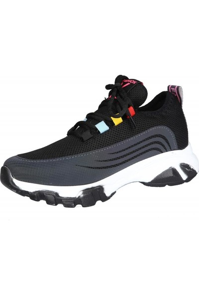 Miss Park Moda 11K2020 Siyah Kadın Sneakers