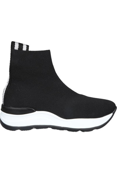 Miss Park Moda K500 Siyah Kadın Sneakers