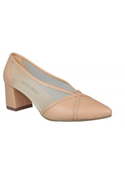 Punto 388001 Ten Rengi Kadın Stiletto