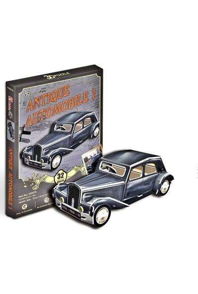 Cubic Fun Antika Otomobil 1