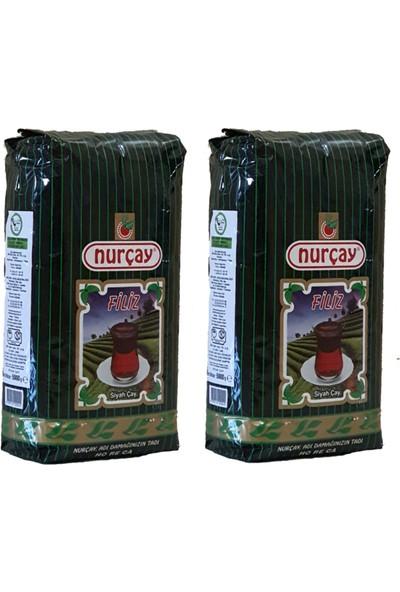 Nurçay Fıliz Çay 5 kg 2'li