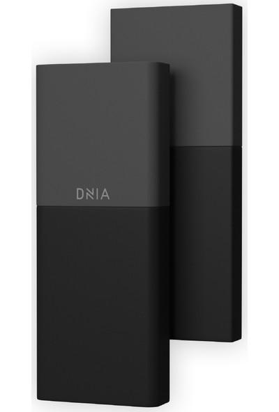 Dnia Mini 5000 mAh Powerbank Siyah