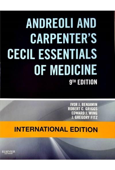 Andreoli And Carpenter's Cecil Essentials Of Medicine 9th Edition