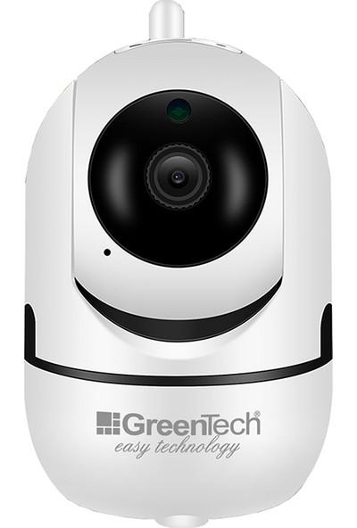 Greentech GT110HD Wifi Hareketli IP Kamera