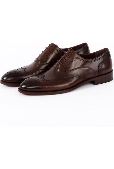 Dufy Erkek Klasik Dikişli Model Ayakkabı