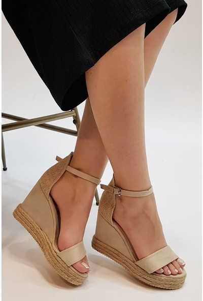Marjin Kadın Alta Dolgu Sandalet