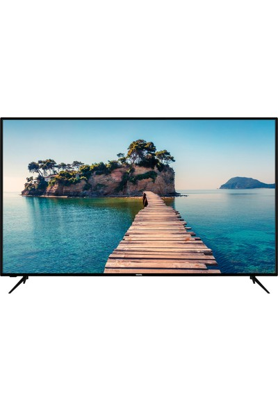 Vestel 55U9500 55'' 139 Ekran Uydu Alıcılı 4K Ultra HD Smart LED TV