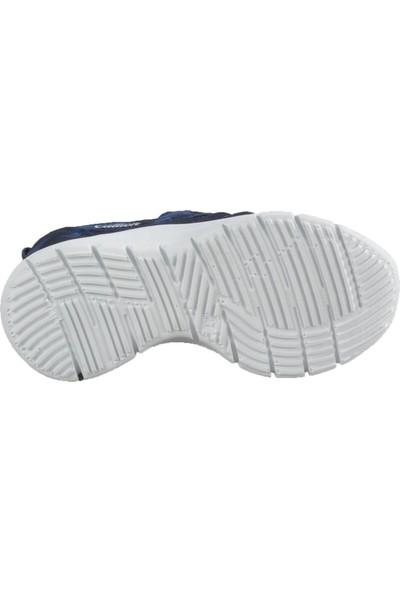 Callion 1006 Lacivert Kamuflaj Çocuk Spor Ayakkabı