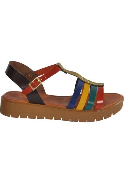 Clavi 307 Multı Kadın Sandalet