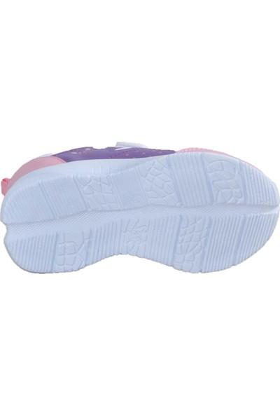 Momykids 303 G 28902 Mor - Pembe Çocuk Spor Ayakkabı