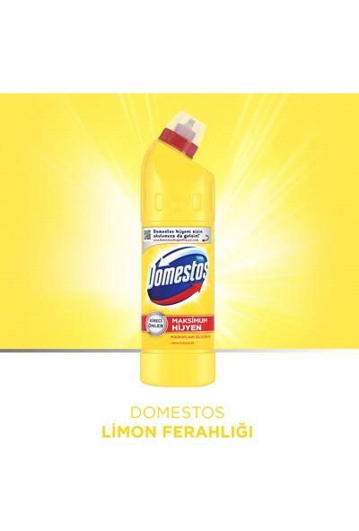 Domestos Limon Ferahlığı Yoğun Kıvamlı Çamaşır Suyu 750 ML