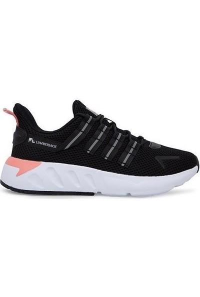 Lumberjack Sword Wmn Siyah Kadın Günlük Sneaker Ayakkabı