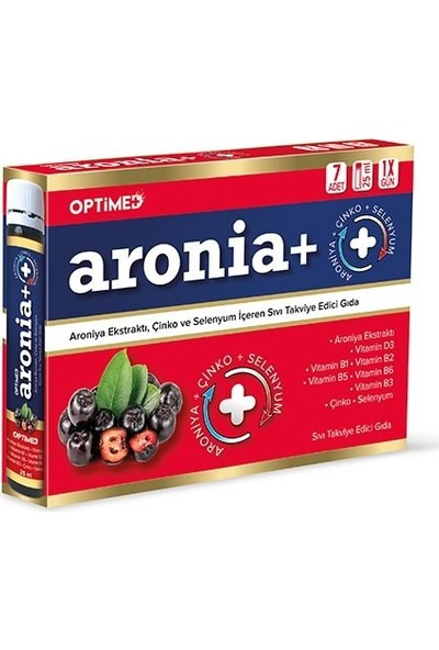 Optimed Aronia+
