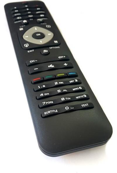 Electroon Philips 47PFL5008K/12 Smart LED Tv Uyumlu Kumanda RM-L1128